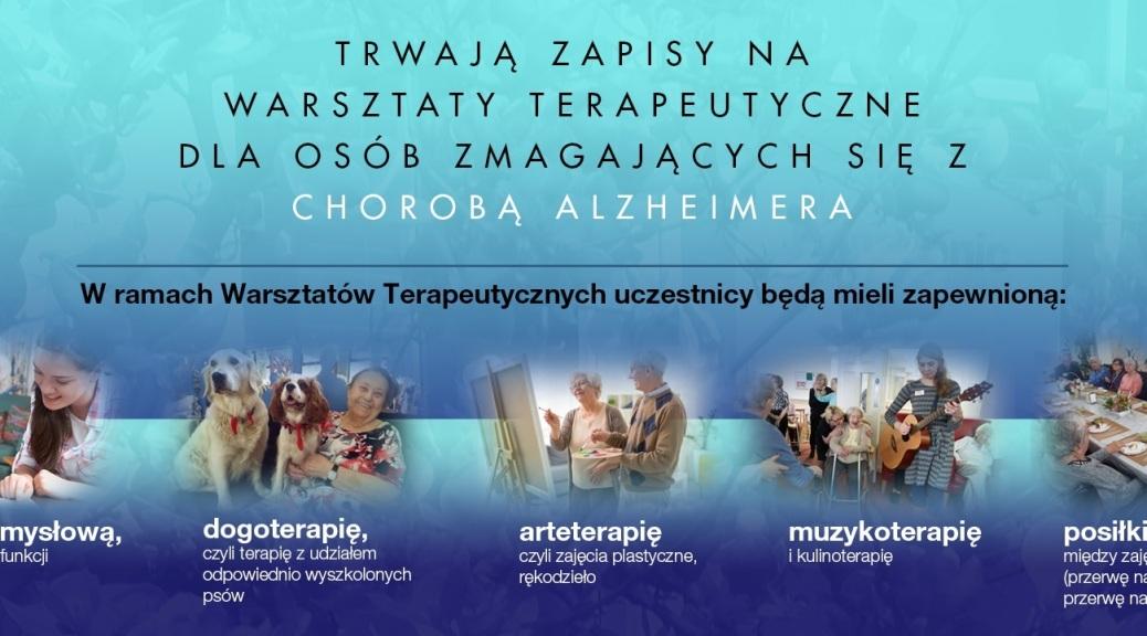 Warsztaty Alzheimer